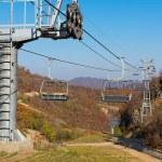 منتجع تزلج في كوريا الشمالية
