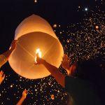 loy_krathong لوي كاتارونغ مهرجان الفانوس الطائر تايلاند