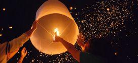 """مهرجان """" الفانوس الطائر """" يلغي أكثر من 100 رحلة جوية في تايلاند"""