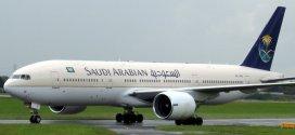 الخطوط السعودية تنقل 2.3 مليون راكب و دبي تتصدر قائمة محطاتها الدولية