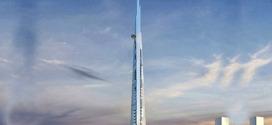 """برج المملكة في جدة """"الأعلى في العالم سنة 2018″ يبدأ العمل بدون إعلان الرقم النهائي لطول البرج"""