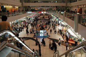 مطار دبي الأفضل شرق أوسطياً 2014