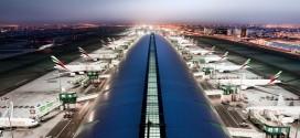 92 مليون مسافر عبر مطاري دبي وأبوظبي خلال 2014