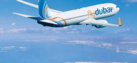 """""""فلاي دبي"""" تتسلم اليوم طائرتها الـ 43 بمناسبة اليوم الوطني"""