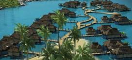 افتتاح منتجع جزيرة البنانا – الدوحة غداً