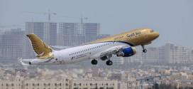 طيران الخليج ترفع عدد رحلاتها إلى مدينة لارنكا في قبرص