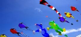 25 دولة في مهرجان دبي الدولي للطائرات الورقية