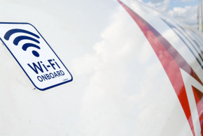 """أفضل شركات الطيران التي تقدم خدمة """"واي فاي"""" على متن رحلاتها الجوية"""
