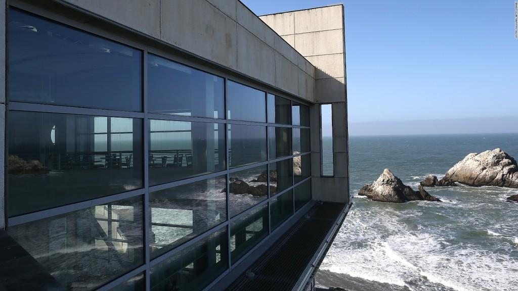 البوابة الذهبية أمريكا Golden Gate National Recreation Area