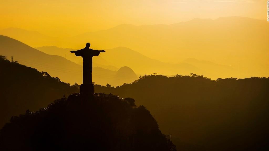 الحديقة الوطنية تيجوكا Tijuca National Park في البرازيل