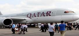 الخطوط القطرية تسير بوينغ 787 دريملاينر إلى تونس