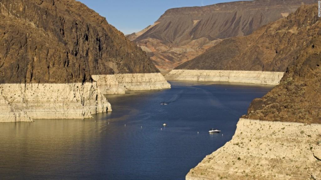 المنطقة الوطنية للاستجمام بحيرة ميد Lake Mead