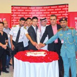 حفل انطلاق رحلات العربية للطيران الى مدينة أورومتشي الصينية
