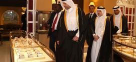 اختتام فعاليات معرض الدوحة للمجوهرات والساعات بنجاح كبير