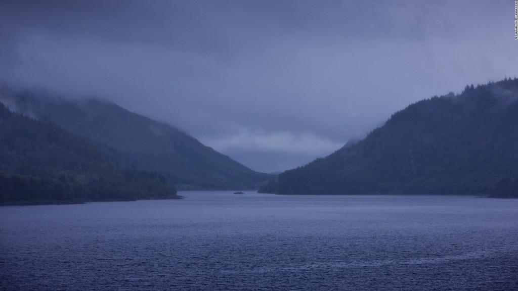 منطقة البحيرات أو ليك ديستريكت Lake District في المملكة المتحدة
