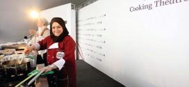 انطلاق مهرجان قطر الدولي للأغذية 24 مارس المقبل
