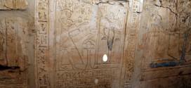 مصر.. تقنية جديدة لتحويل نقوش صخرية للملك خوفو إلى رسوم ثلاثية الأبعاد