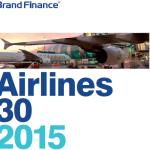 أغلى العلامات التجارية لشركات الطيران في العالم لعام 2015