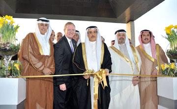 افتتاح فورسيزونز خليج البحرين