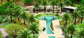 افتتاح حديقة المشرف المركزية بأبوظبي و22 ألف زائر في اليوم الأول
