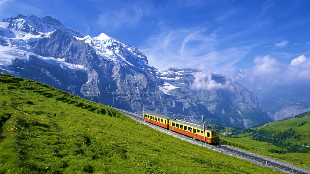 السياحة السويسرية