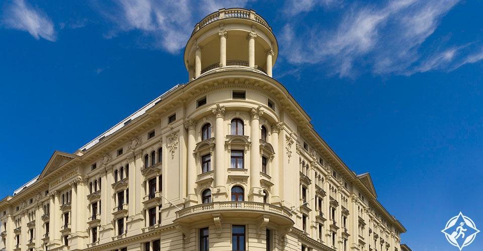 فندق بريستول، وارسو، بولندا