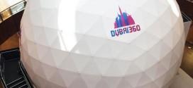 """كرة ضخمة داخل """"دبي مول"""" تعرض أكبر جولة تفاعلية في المدينة بـ 360 درجة"""