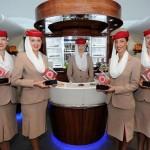 مضيفات طيران الإمارات