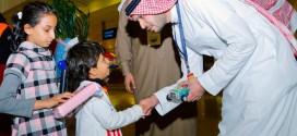 """انطلاق مهرجان """"ربيعنا أحلى"""" في مطار الملك فهد الدولي"""