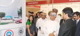 """انطلاق فعاليات معرض """"الهند واجهة سياحية طبية"""" في عمان"""