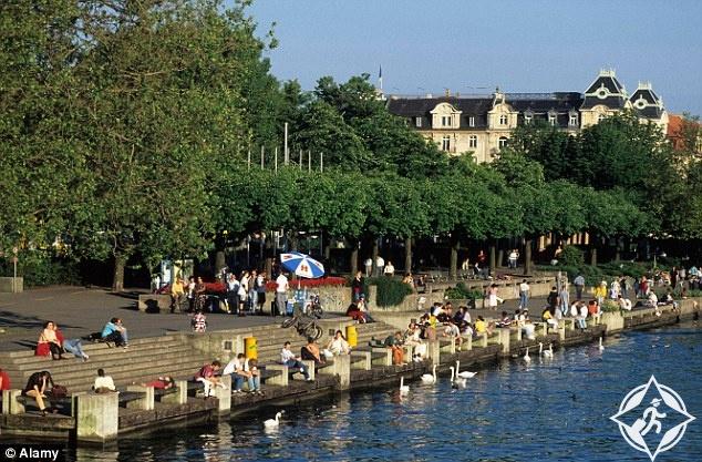 بحيرة زيورخ