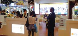 انطلاق معرض الصين الدولي للسياحة والسفر بمشاركة 380 عارضا من 65 دولة