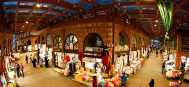 أماكن التسوق في مدينة بورصة التركية