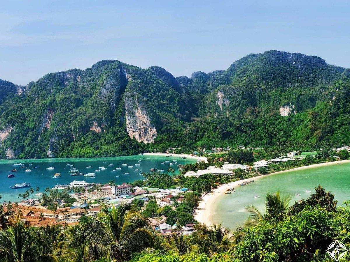 سياحة تايلاند - Magazine cover