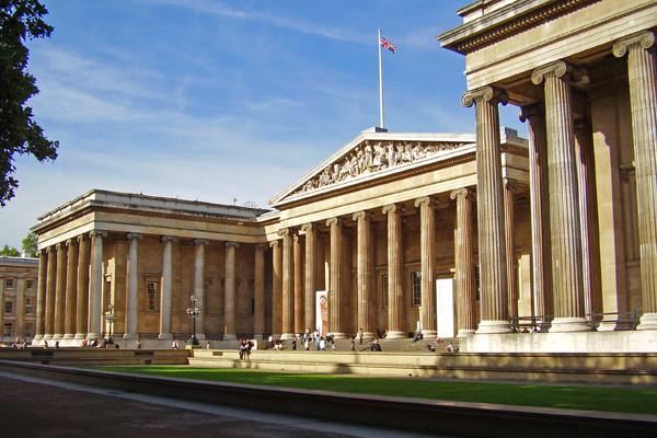 المتحف البريطاني، لندن
