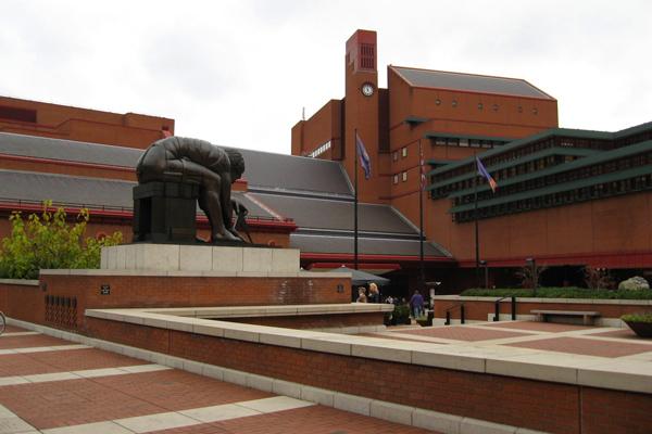 المكتبة البريطانية، لندن