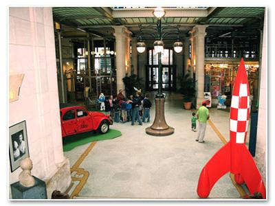 المركز البلجيكي للرسوم المتحركة