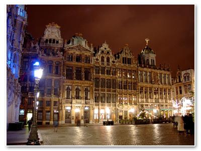 الساحة الكبيرة Grand Place