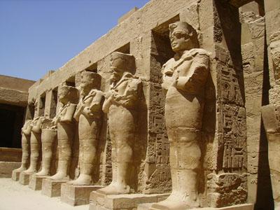 معبد الكرنك في الأقصر