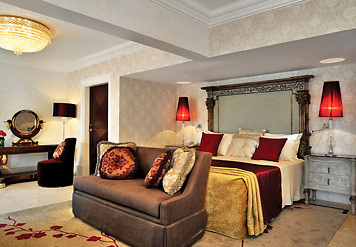 غرفة نوم الجناح الملكي