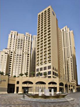 فندق أمواج روتانا جميرا بيتش دبي