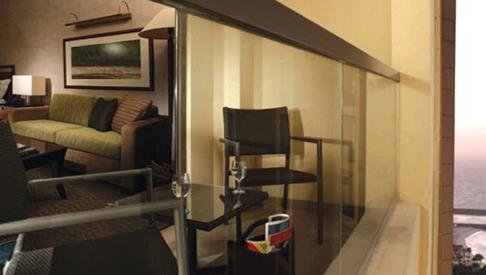 غرفة فندق أمواج روتانا