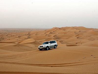 رحلات السفاري في دبي