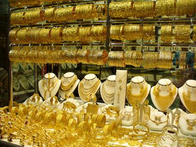 سوق الذهب في دبي