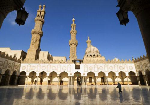 الجامع الأزهر ـ القاهرة