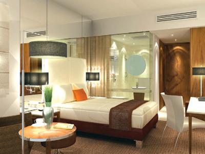 غرفة فندق سنترو برشاء دبي