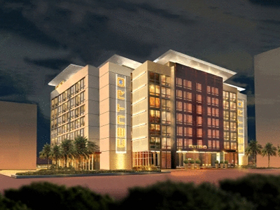 فندق سنترو برشاء دبي