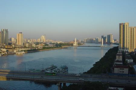 مدينة جوانزو ـ الصين