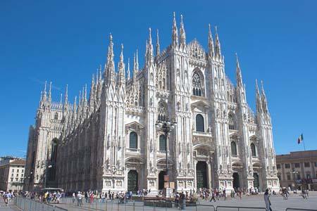 كاتدرائية ميلان، ميلان، إيطاليا