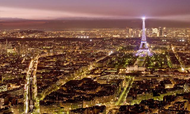 برج إيفل، باريس